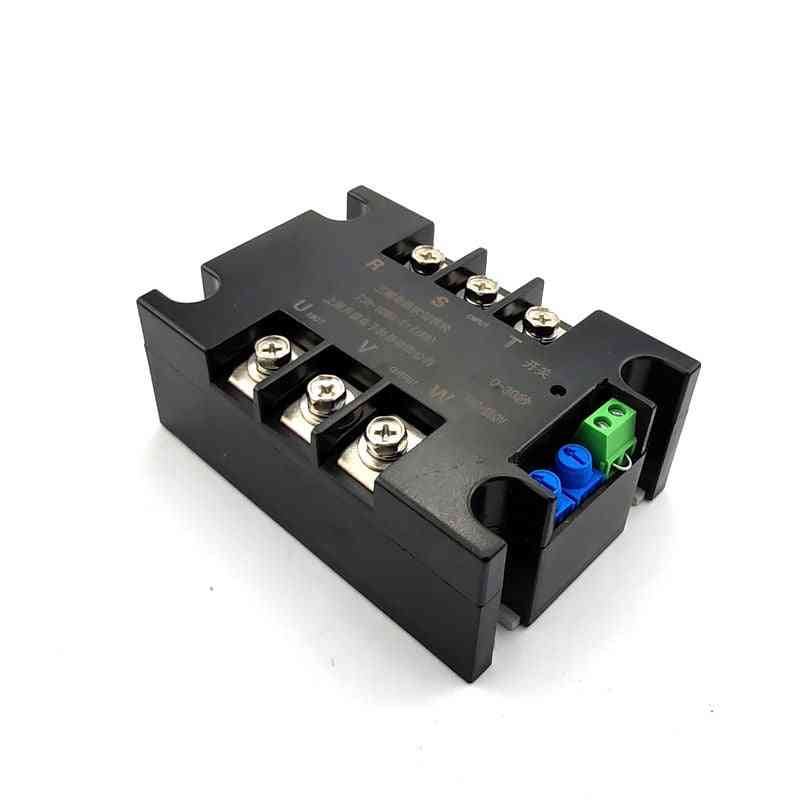 Three Phase Motor Soft Start Module Controller
