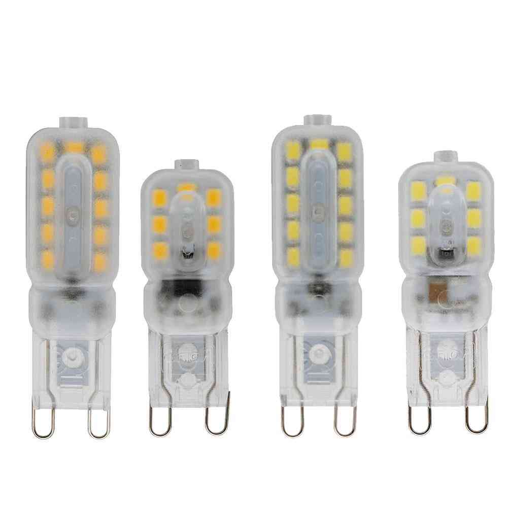 220v Dimmable, Led Light Bulb For Crystal Chandelier Replace