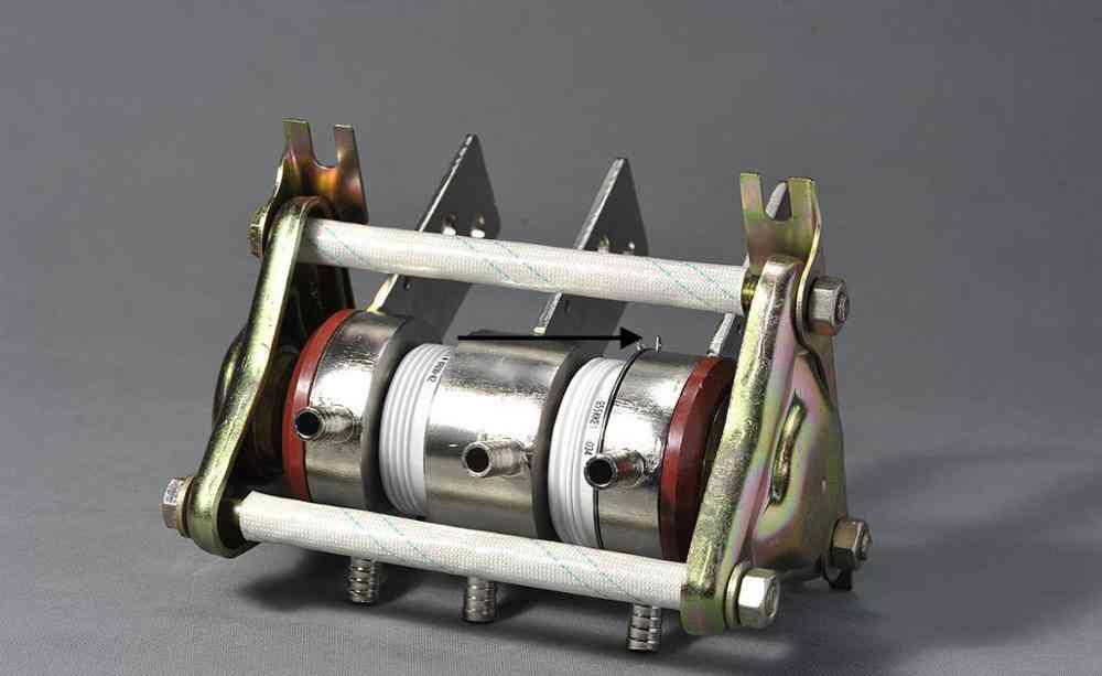 Water Radiator Heat Sink For Thyristor Ss13bl