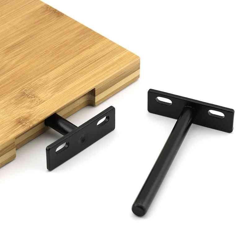 1pcs Folding Shelf Support Bracket