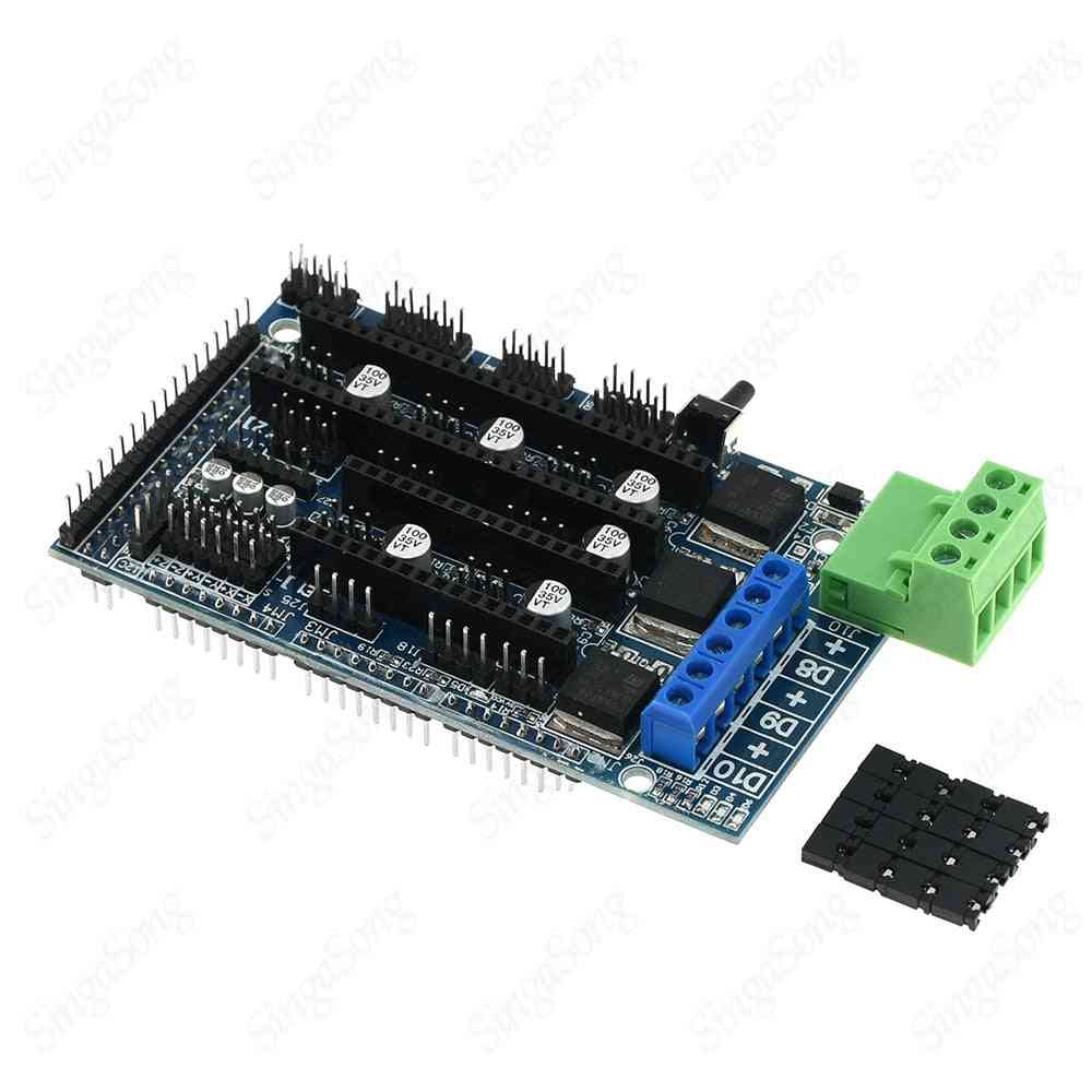 3d Printer Parts Ramps - Upgrade Base On Ramps 1.4/1.5 Control Board