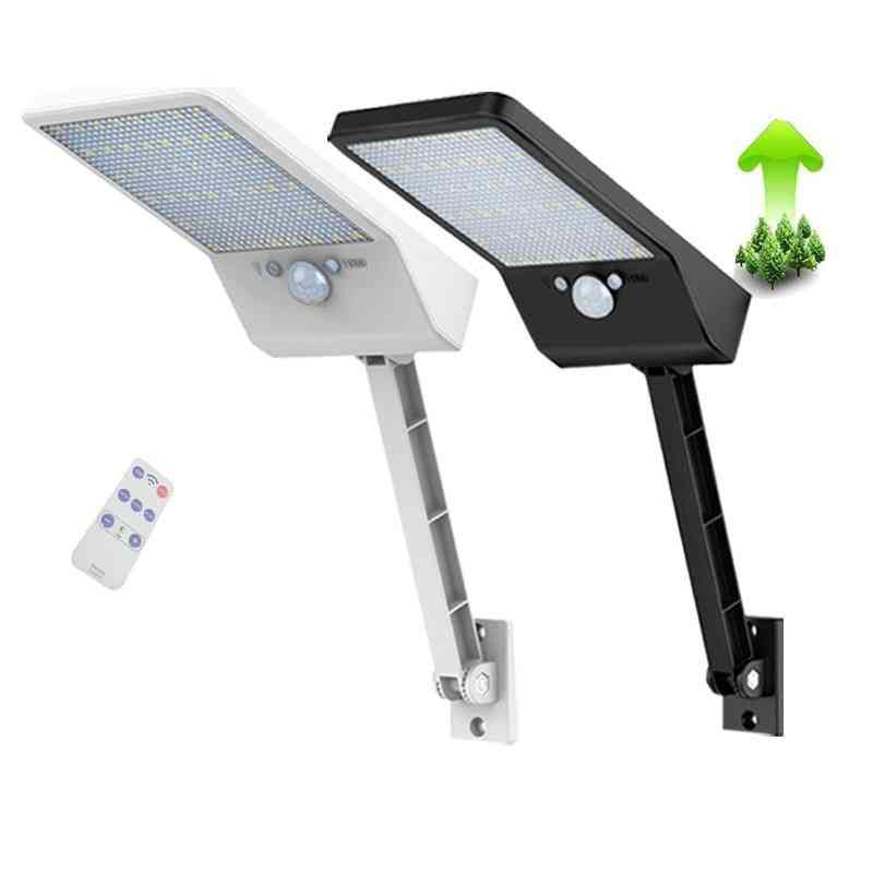48 Led Remote Control Solar Lights With Three Modes