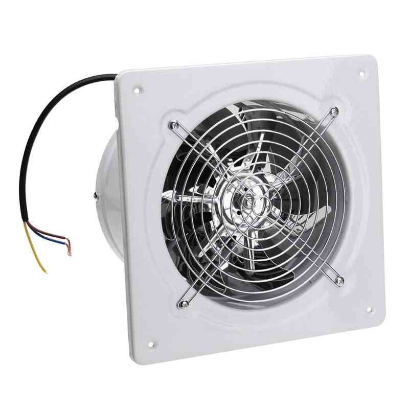 4 Inch High Speed Exhaust Fan For Toilet