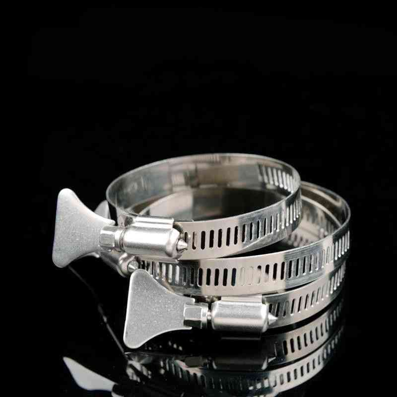 304 Stainless Steel Worm Drive Hose Clamp