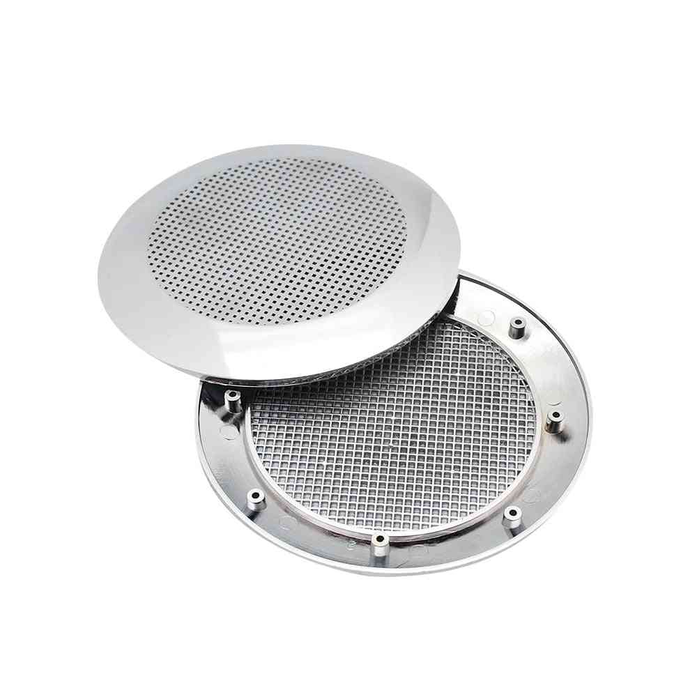 Shower Radio Speaker & Exhaust Fan Covers Cabin Accessories