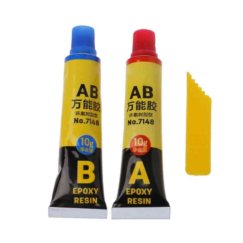 Epoxy Resin All Purpose Adhesive Super Glue For Glass, Metal, Ceramic Hardware