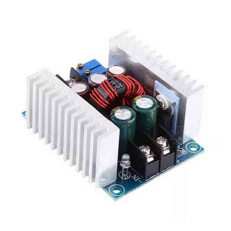 300w, 20a Constant Current, Adjustable Step Down Module - Power Voltage Board, Short Circuit Protection