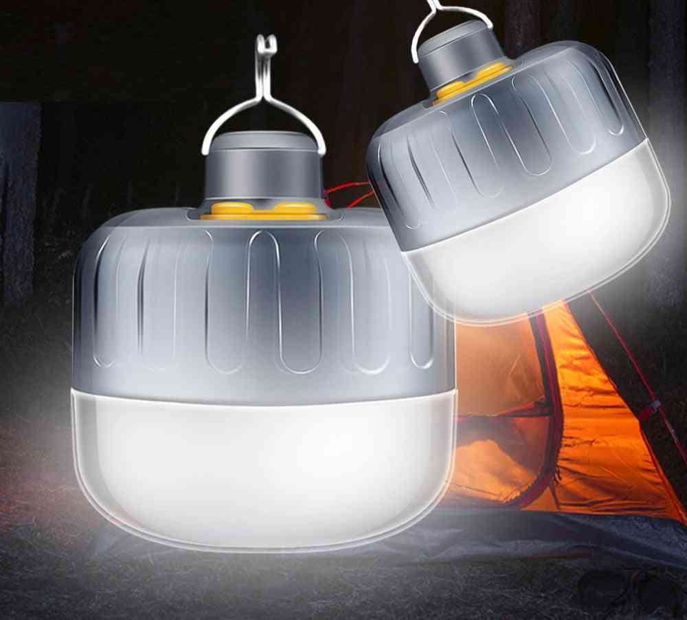 Portable Waterproof Lantern Camping Lamp