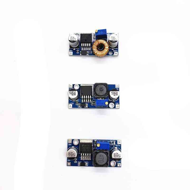 Adjustable Dc To Dc, Buck Boost Module 3a