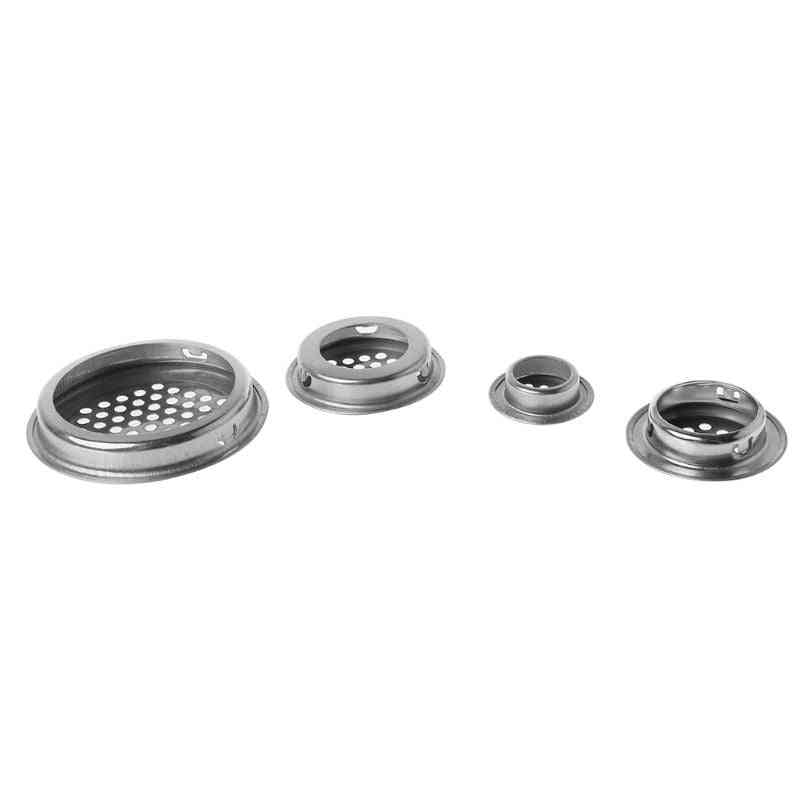 Air Vents -stainless Steel Round Mesh Hole