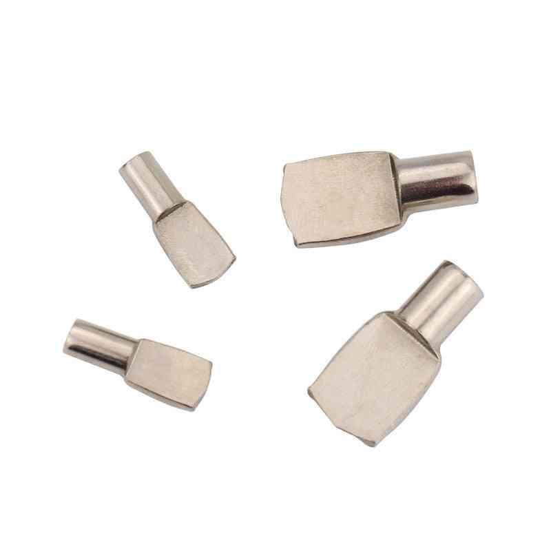 Wardrobe Shelf Studs Pegs, Metal Pin Shelves