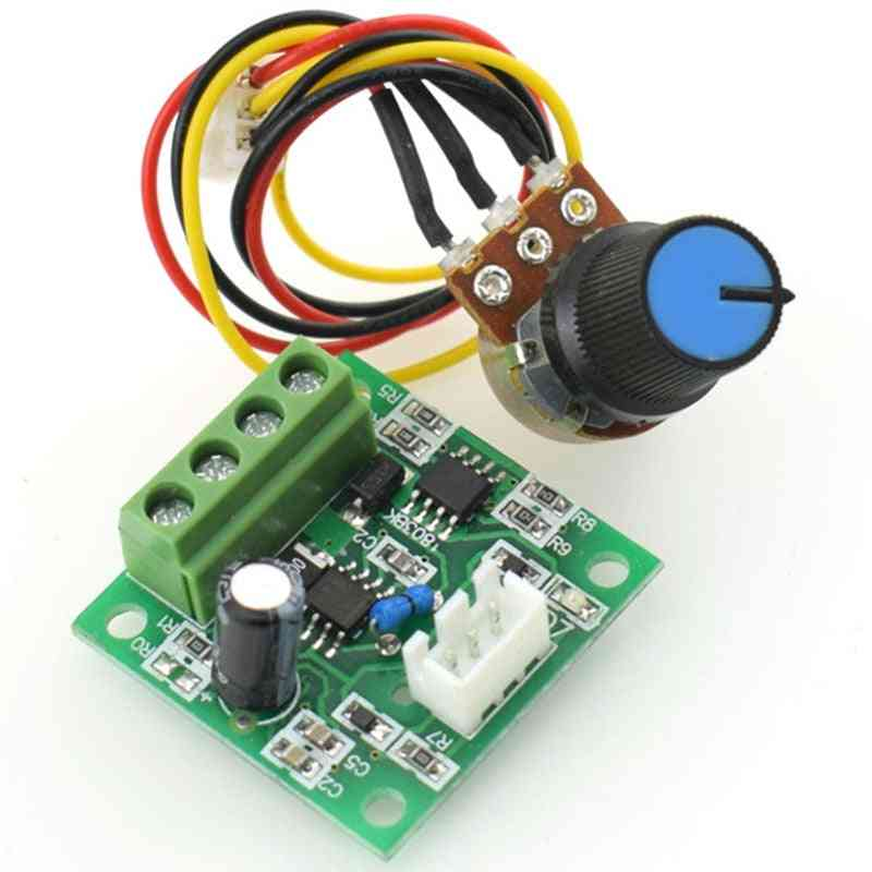 Pwm Motor Speed Controller - Automatic Dc Regulator Control