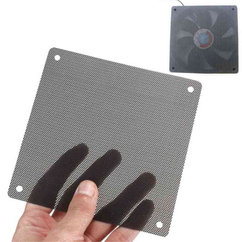 120mm Cuttable Pvc Pc Fan Dust Filter- Computer Mesh