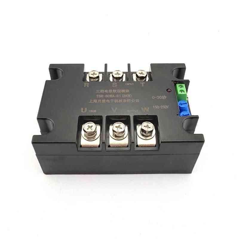 Three-phase Motor Soft Start Module Controller