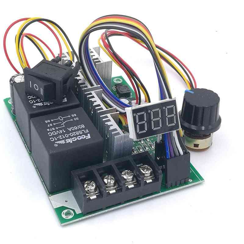 1pcs Pwm Speed Controller - Dc Motor Digital Adjustable Drive Module