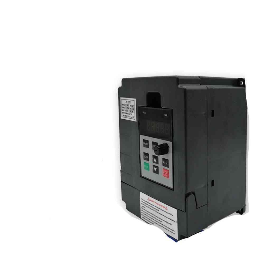 Frequency Inverter, Zw-ct1 3p, 220v Output Frequency Converter