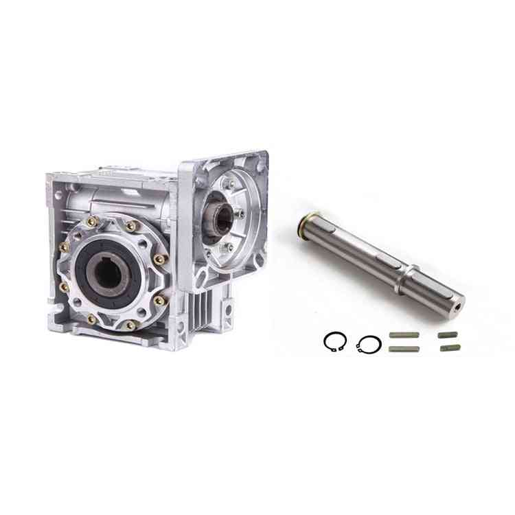 30:1 Worm Gear Reducer - Output Shaft For Sevor / Stepper Motor