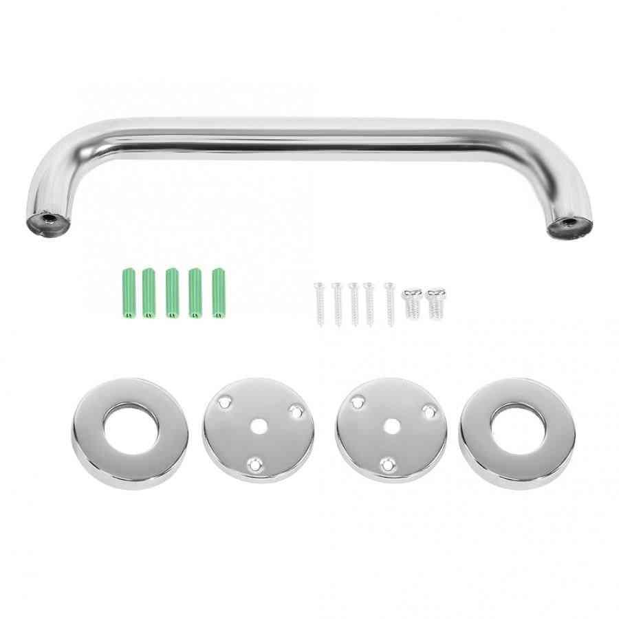 30cm Thicken Stainless Steel Bathroom Bathtub - Grab Bar Safety Hand Rail