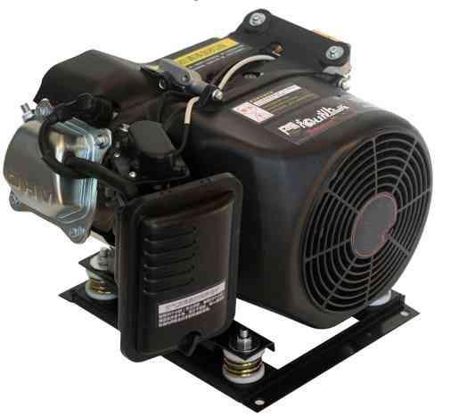 Auto Start/stop, Autochoke/throttle Gas Dc Battery Charging Inverter