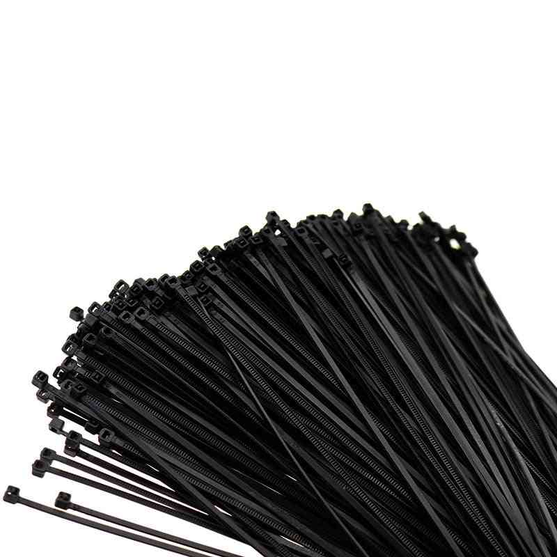 Nylon Cable - Self Locking Cable Wire Zip Ties