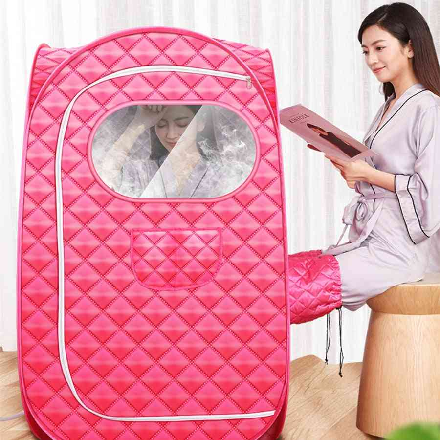Spa Larger Tent - Portable Steam Bath, Weight Loss Detox Therapy