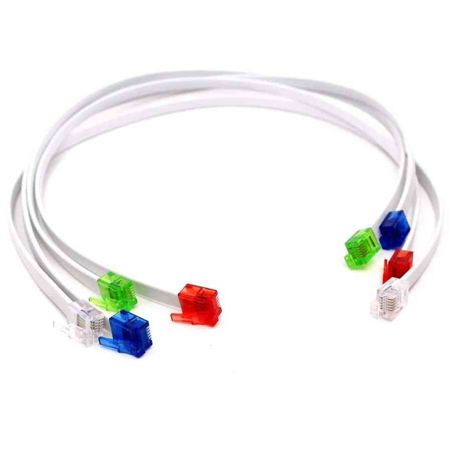 Diy Core Jumper Cable Colorful Connector Plug- Nxt Ev3 Robot Toy Data