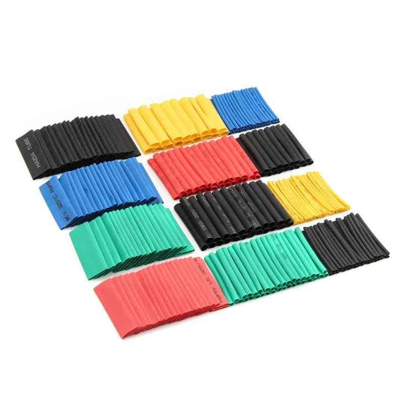 Heat Shrink Tubing Polyolefin, Electrical Wrap Wire Cable Sleeves