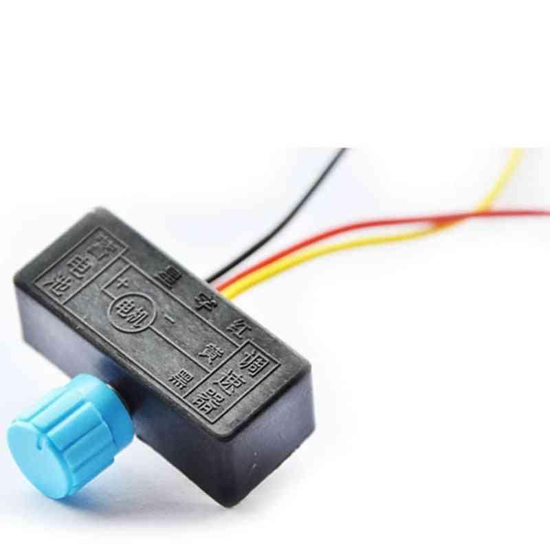12v Adjustment Switch Water Pump Speed Regulator Switch Garden Tool