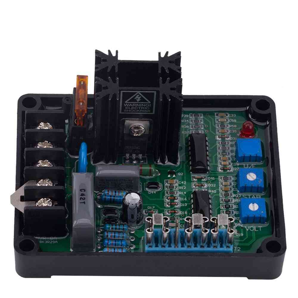 8a Brushless Avr Generator, Automatic Voltage Regulator