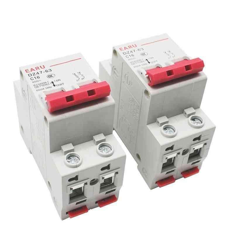 400v~ C Type Mini Circuit Breaker