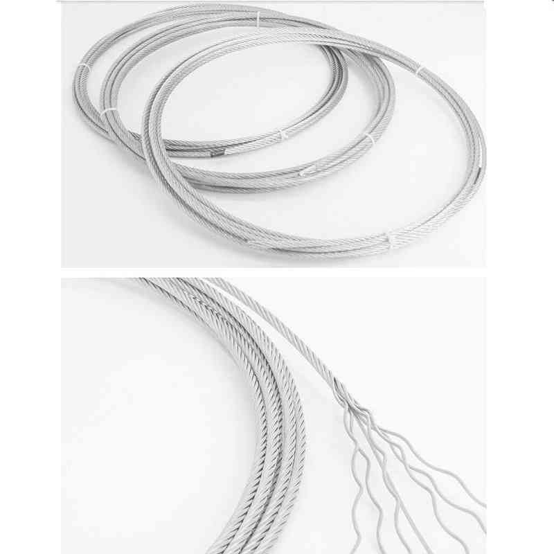 133 Strands Stainless Steel Marine Grade Wire Cable