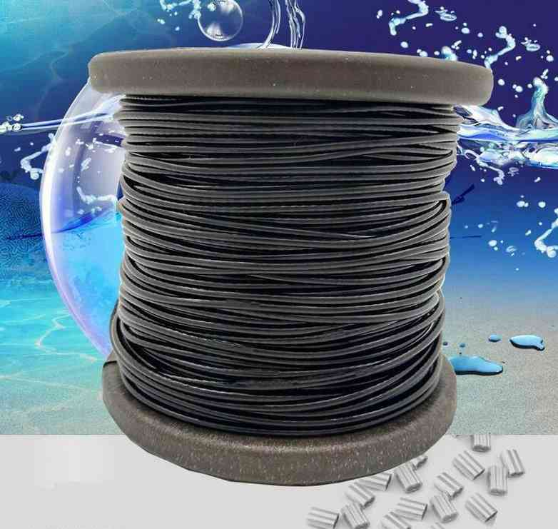 Pvc Coated 304 Stainless Steel Flexible Wire Rope