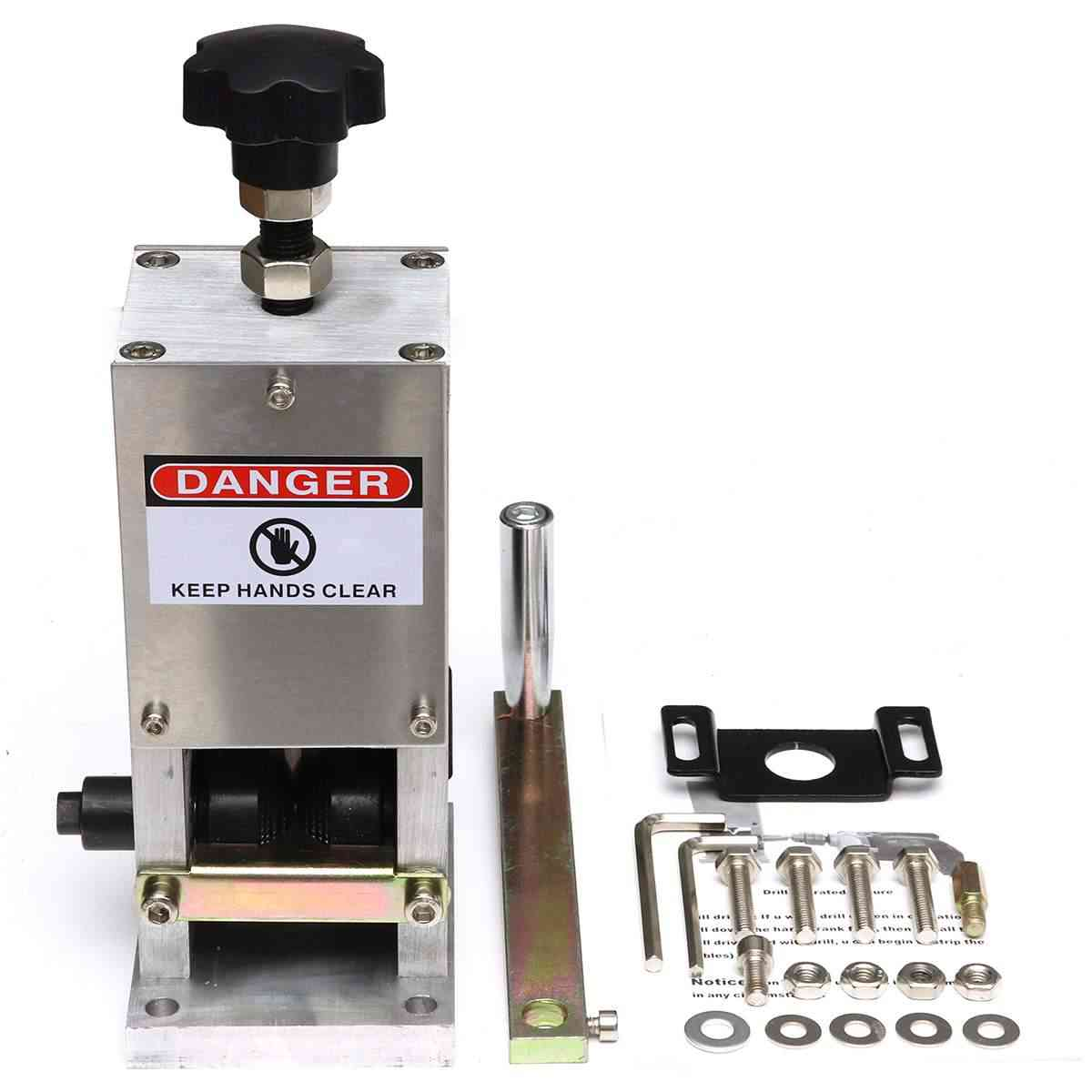 Wire Cable Stripper- Stripping Machine For Copper Recycle