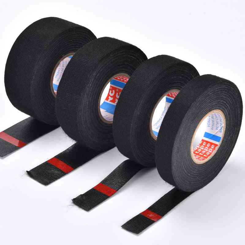 Coroplast Adhesive Cloth Tape For Cable Harness Wiring Loom