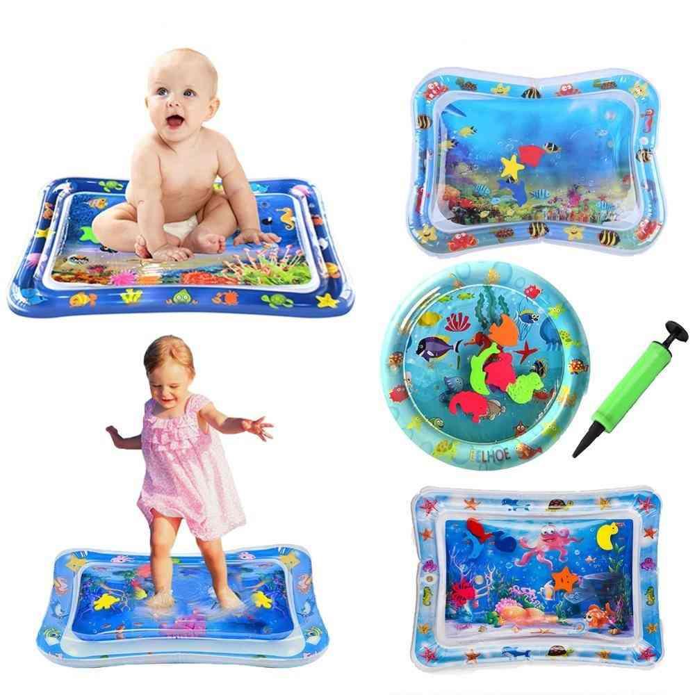 Inflatable, Cushion, Ice Mat - Fun Activity Playmat