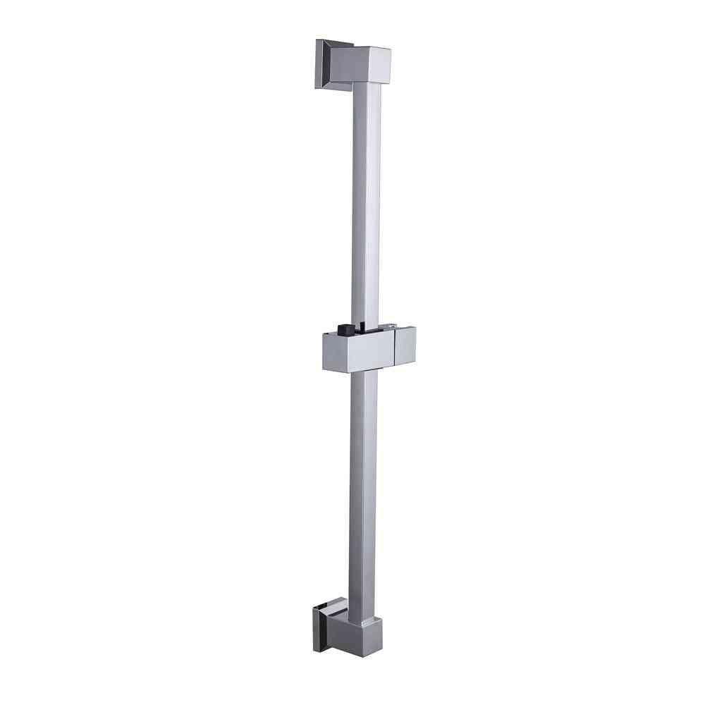Stainless Steel Shower Sliding Bar -head Rail Slider Holder