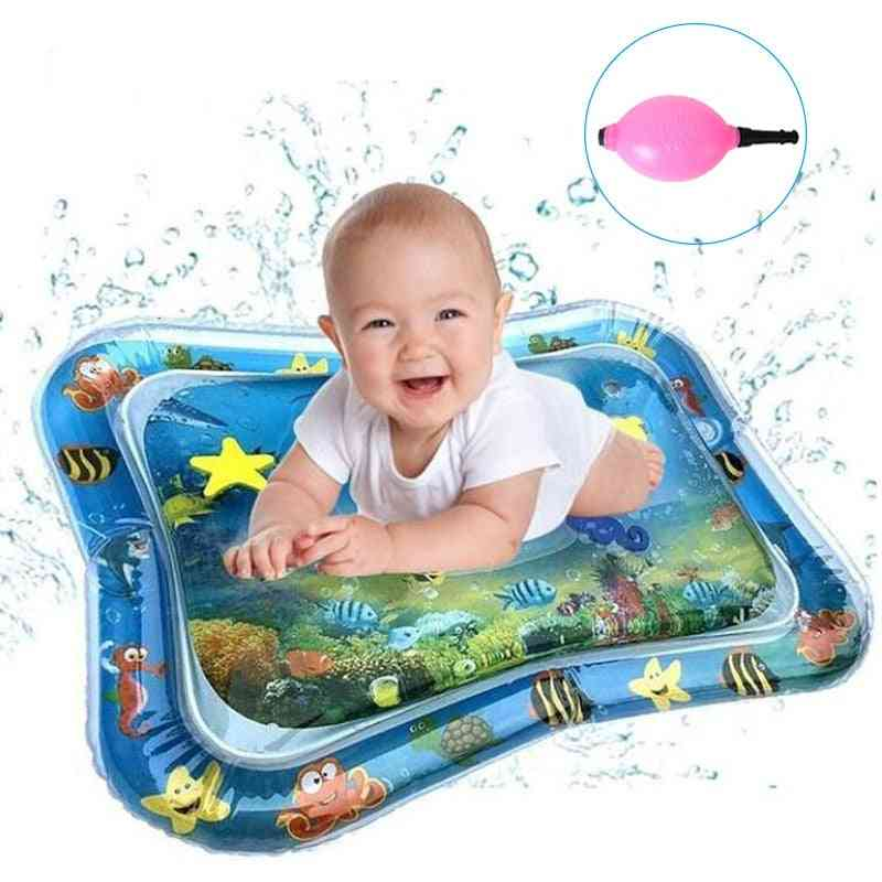 Soft Cushion, Inflatable Water Play Mat Toy For Toddler
