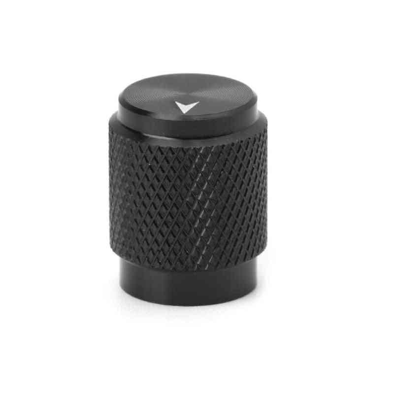 Aluminum Volume Control,  Multimedia Speakers Potentiometer Knob Cap