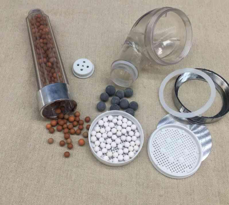 Energy Beads Filter- Handheld Pressurize Saving Water Tool