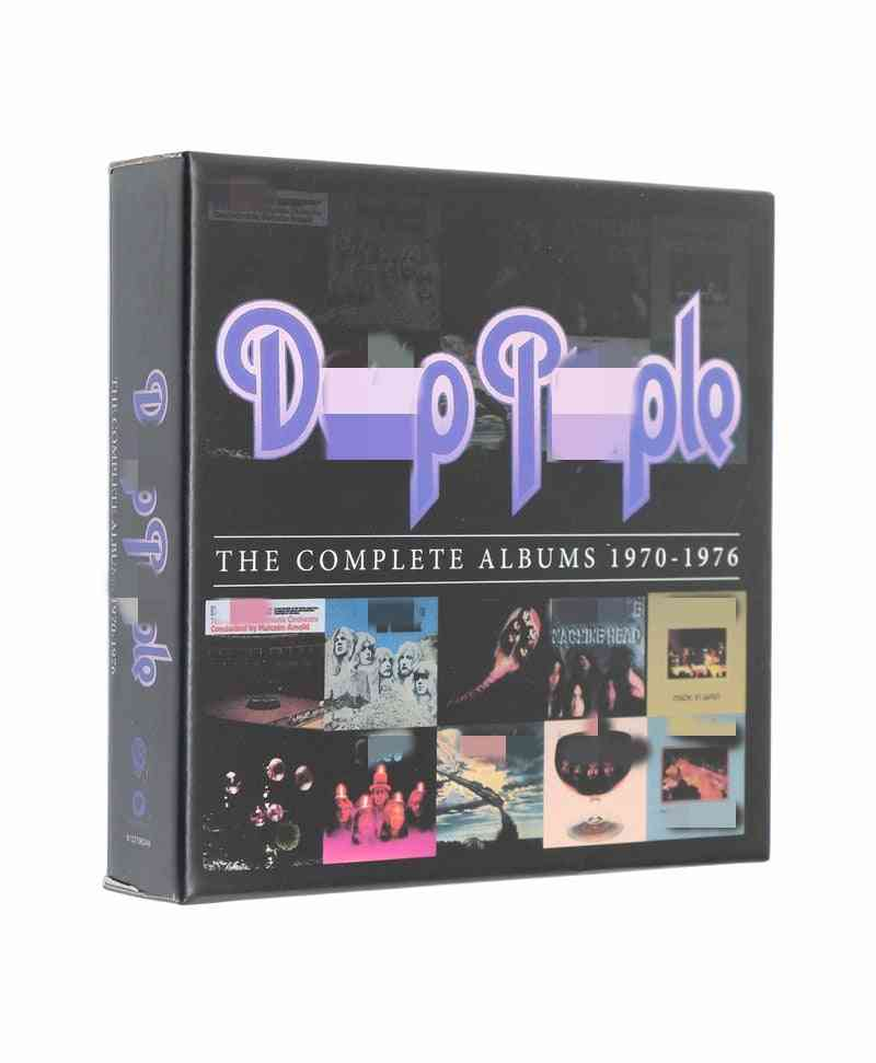 Black Box, Purple Team- The Complete Original 1970-2017 (cd Collection)