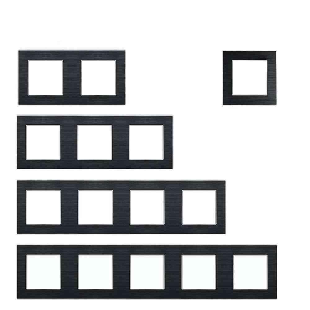 Aluminum Alloy Vertical And Horizon Frame Panel