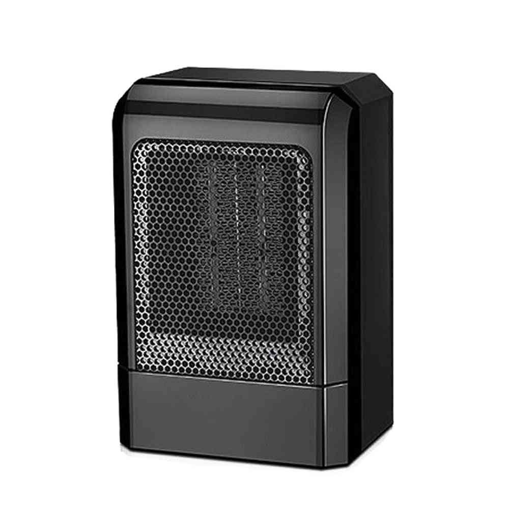 500w Mini Portable Ceramic Heater - Safe Electric Hot Fan