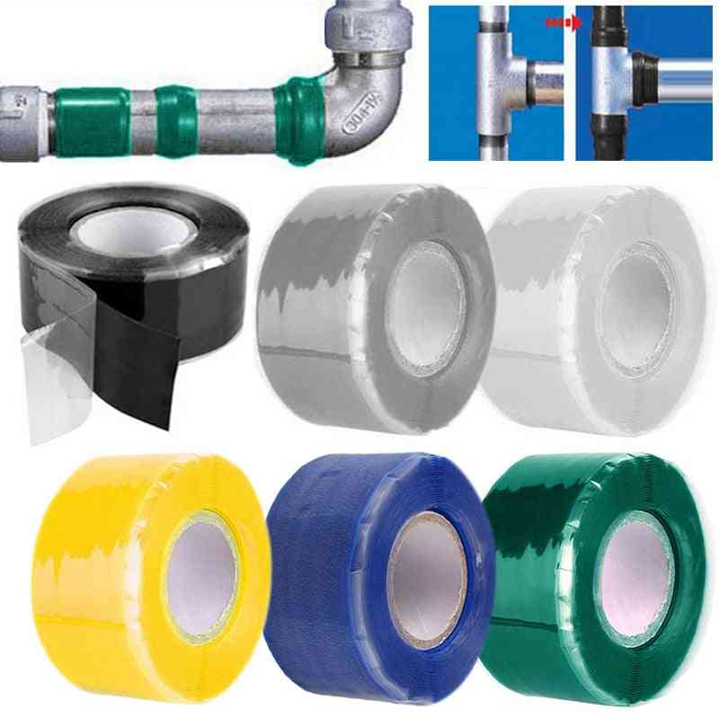 Waterproof Super Strong Silicone Fiber Duct Tape