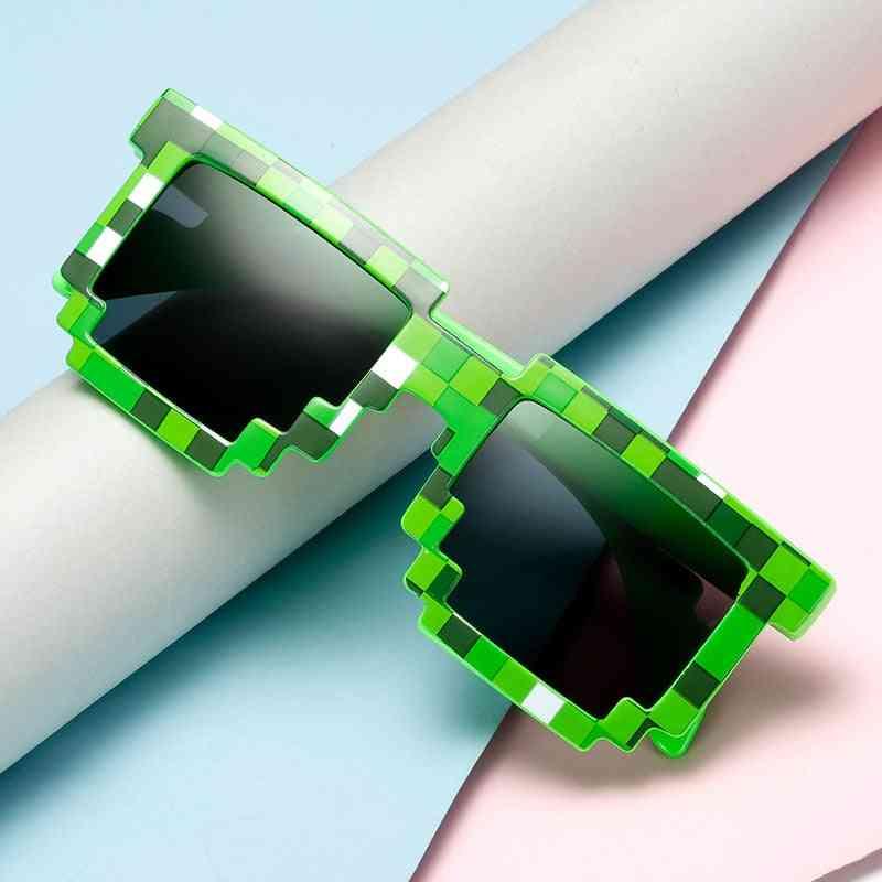 Mosaic Sunglasses Trick Toy / Men
