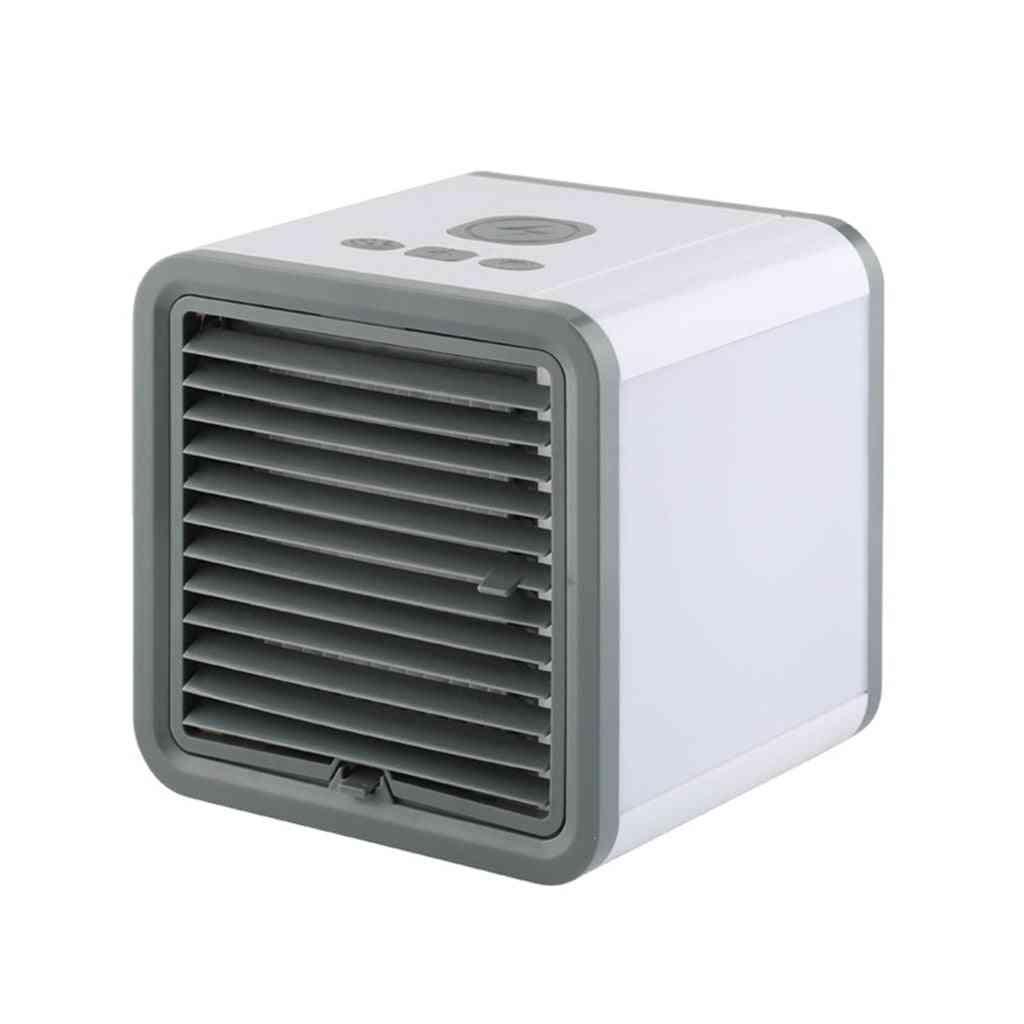 Portable Air Conditioner Fan - Mini Evaporative Aircirculator Cooler
