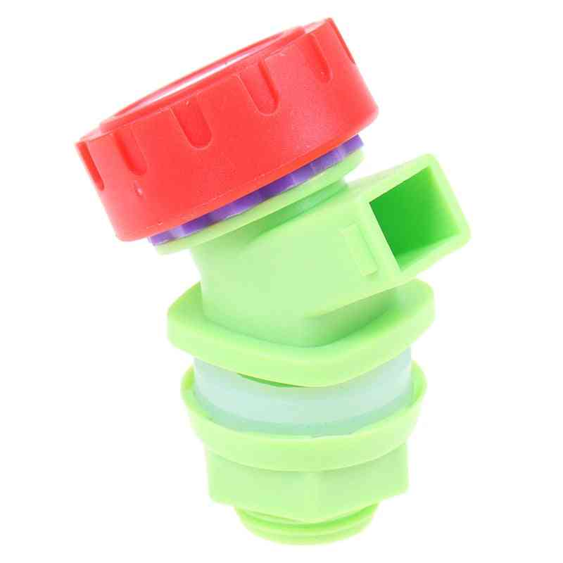 Plastic Knob Faucet For Drinking Water
