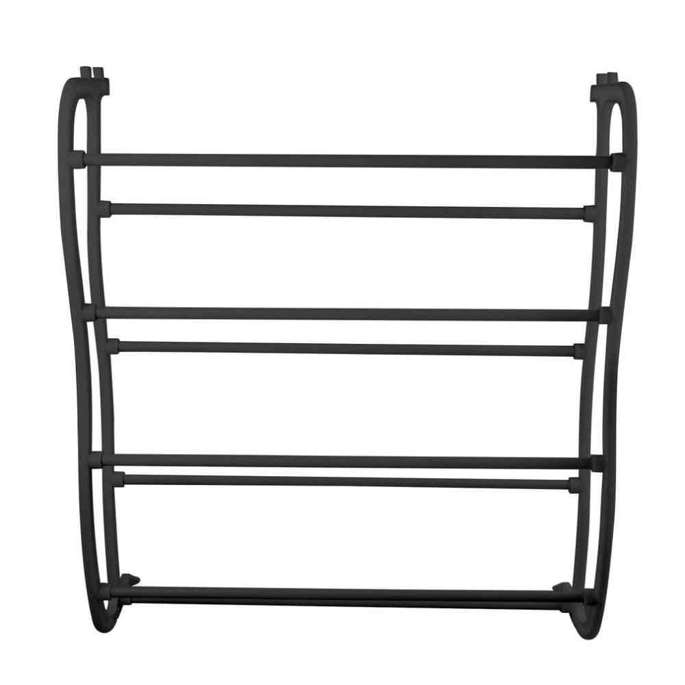 4 Layers 12 Pairs Capacity- Hanging Shoe Rack