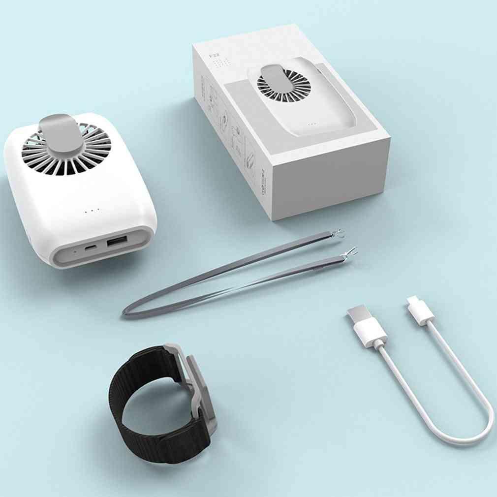 Hanging Waist, Mini Hold - Outdoors Portable Dc, Air Cooler Ventilador