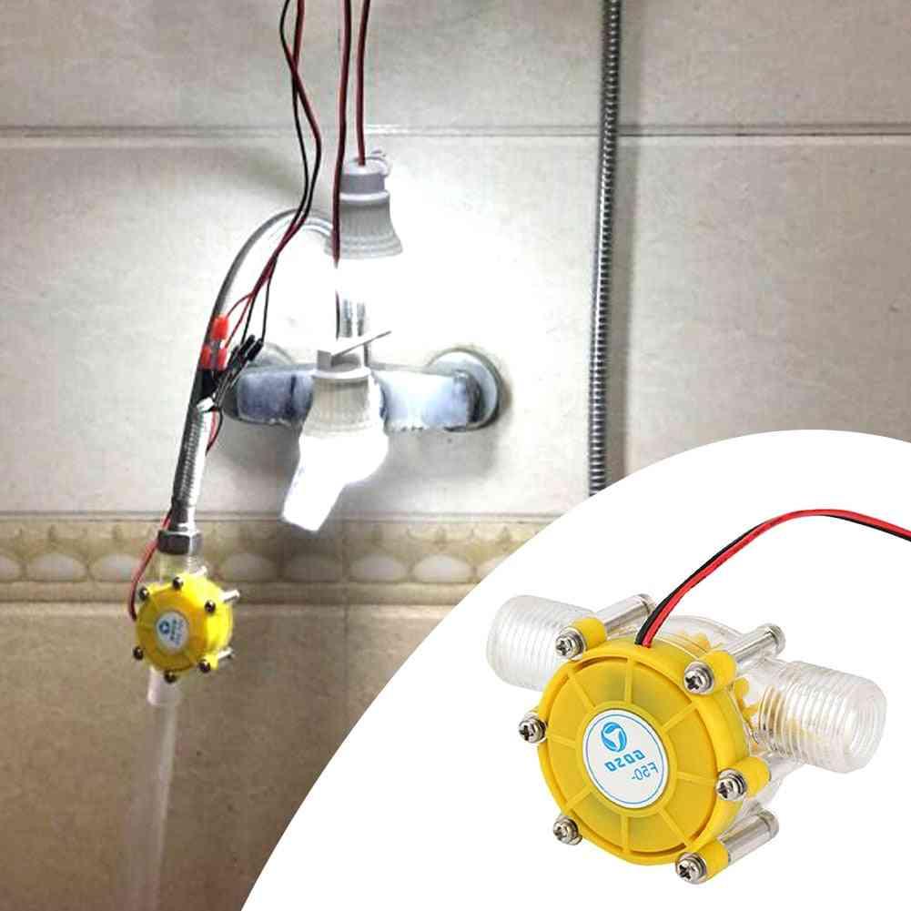 Dc 5v 12v 80v Micro Hydro Generator Tap Pump-hydraulic Mini Turbine