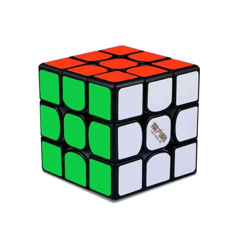 3x3x3 Magnetic Magic Cube - Professional Game